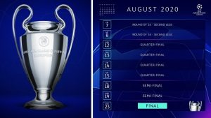 uefa champions league in portugal calendar