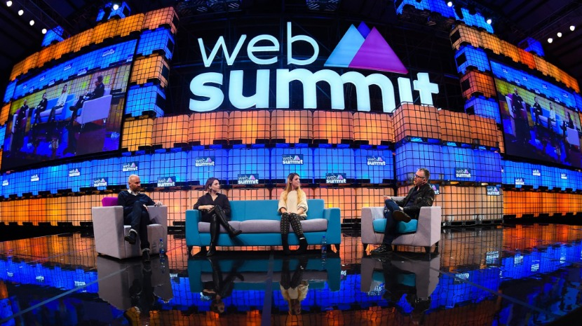 Web Summit - Tech conference in Portugal
