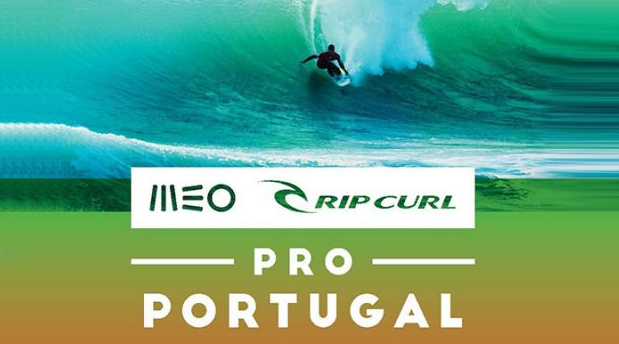 MEO Rip Curl Pro - Surf in Portugal