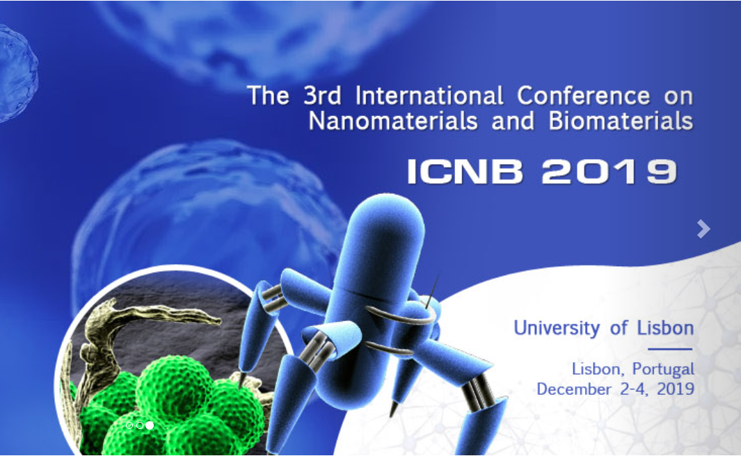 Conference on Nanomaterials and Biomaterials