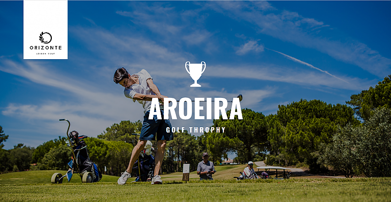 aroeira golf trophy in portugal