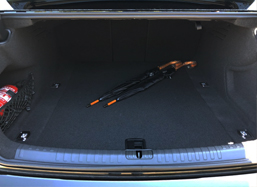audi a6 luggage private transports
