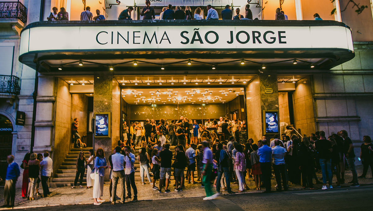 Cinema São Jorge - Movies and film festivals in Portugal