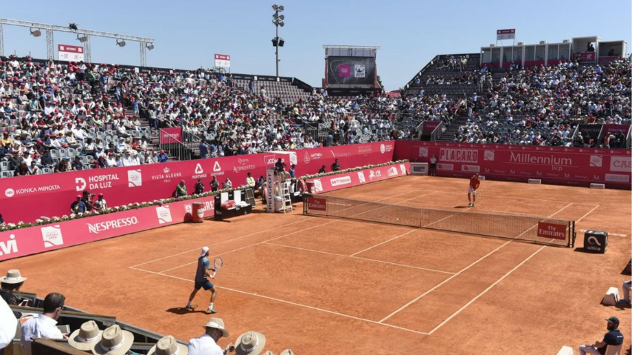 Estoril open Cascais - The best tenis event in Portugal