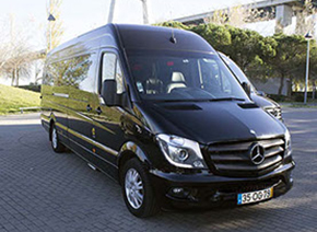 Mercedes Sprinter Van - Airport Shuttle in Lisbon