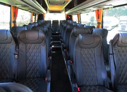 Iveco daily luxury interiors for ptivate transportations - tours and events