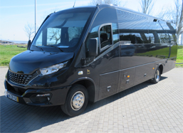 Iveco daily mini bus for private transportations