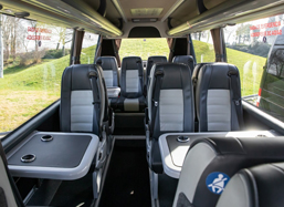 mercedes sprinter private minibuses