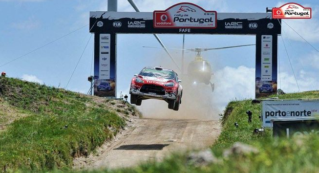 rally portugal vodafone - events in portugal