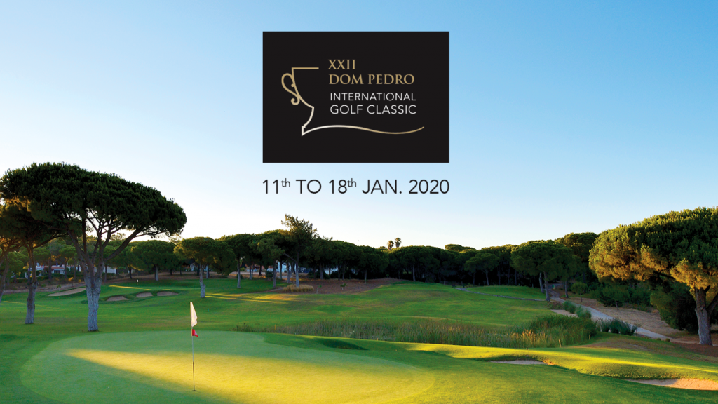 golf tournament at dom-pedro-international golf classic in vilamoura algarve